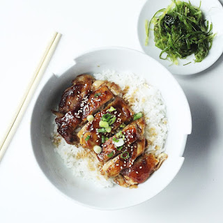 Crispy Teriyaki Chicken Recipes.