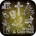 Christian - All Wishes / Greetings / Gif Images APK