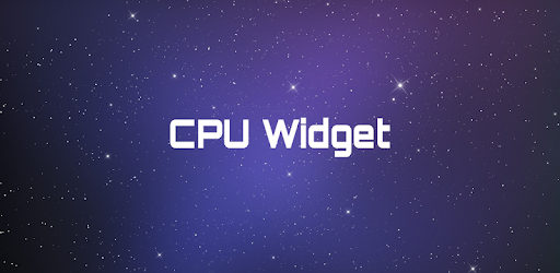 CPU Widgets app for Android screenshot
