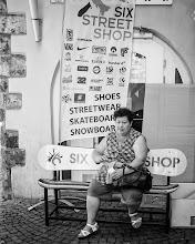 Photo: Bolzano #24 - SIX SHOP...  #street #streetphotography #shootthestreet #blackandwhite #blackandwhitephotography #bw #monochrome #bolzano