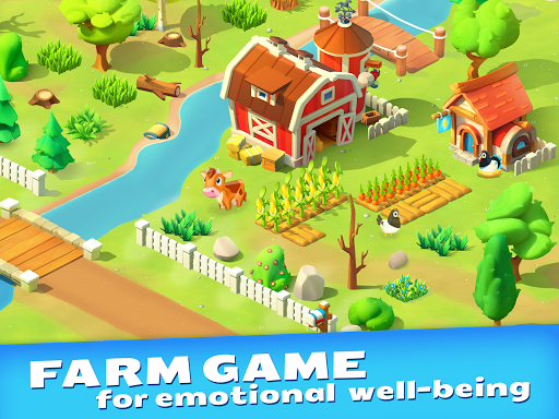 Goodville: Farm Game Adventure  captures d'écran 1