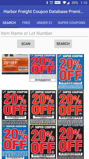 Download Harbor Freight Coupon Database Premium Ad Free On Pc Mac With Appkiwi Apk Downloader