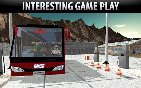 Off Road Inside Bus Driver Simulator 2018 - náhled