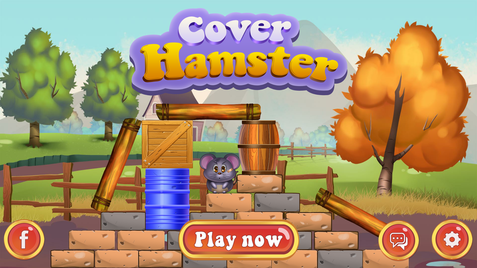 Cover Hamster:Save the hamster- screenshot