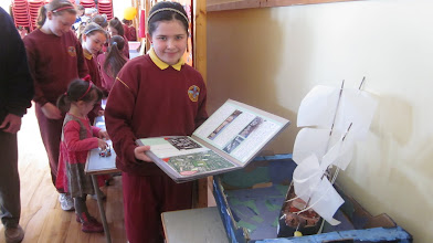 Photo: Displaying History Projects