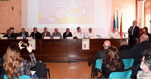2019-02-12 Conferenza stampa ExpoCook 2019
