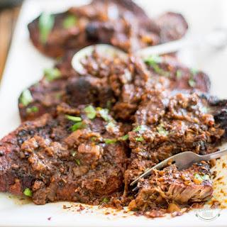 Braised Sirloin Steaks Recipe