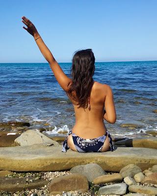 libertà in topless di DiegoCattel