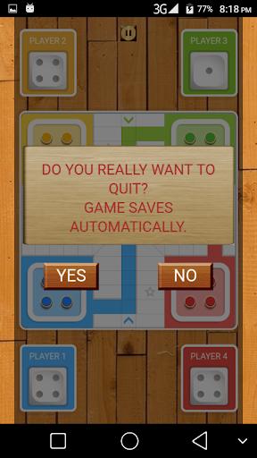 Ludo Offline Multiplayer AI 1.8 screenshots 3