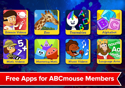 ABCmouse.com Screenshot