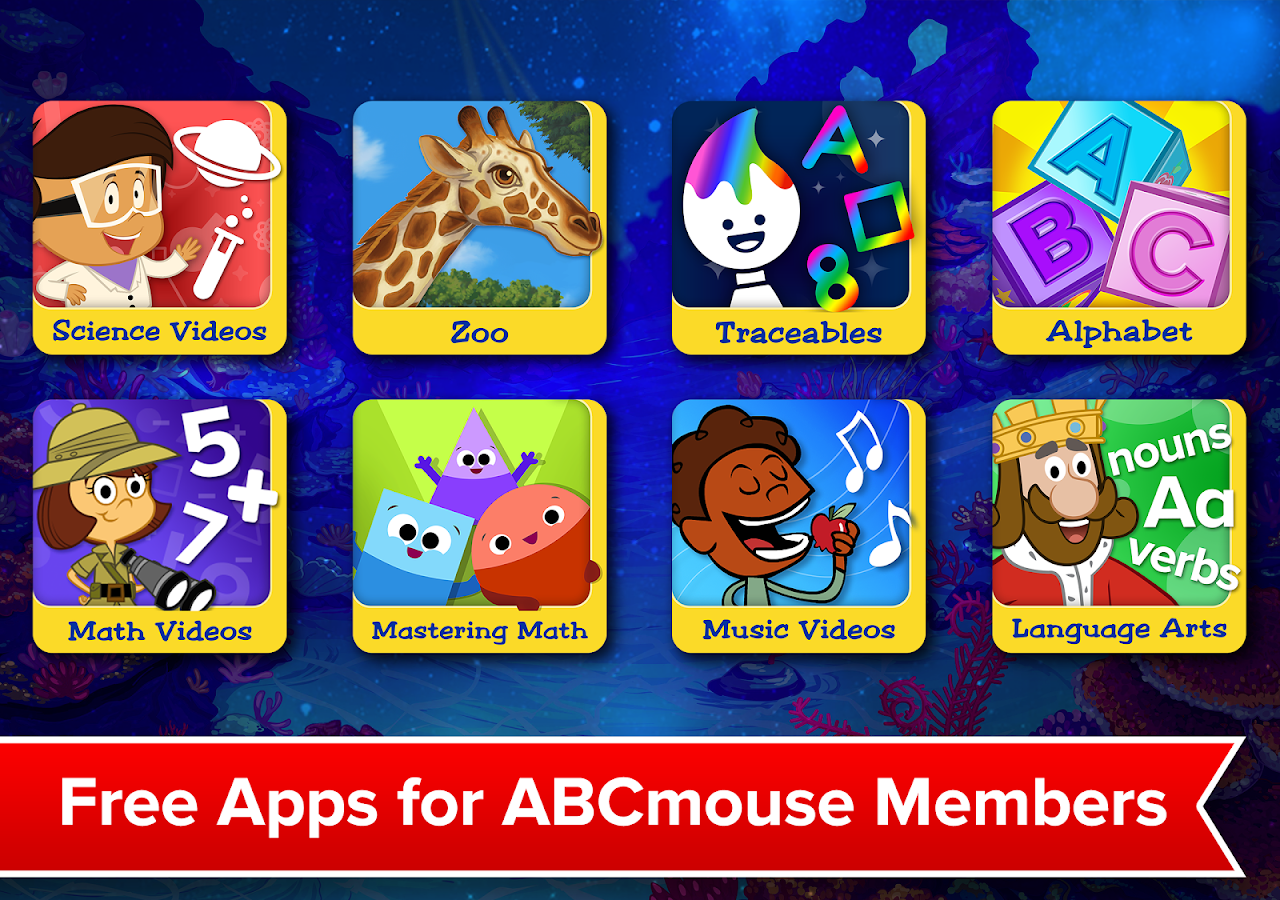 ABCmouse.com- screenshot