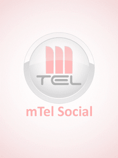 mTel Social- screenshot thumbnail