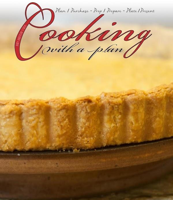 Autumn Essentials: Super Flaky Pie/tart Crust Recipe