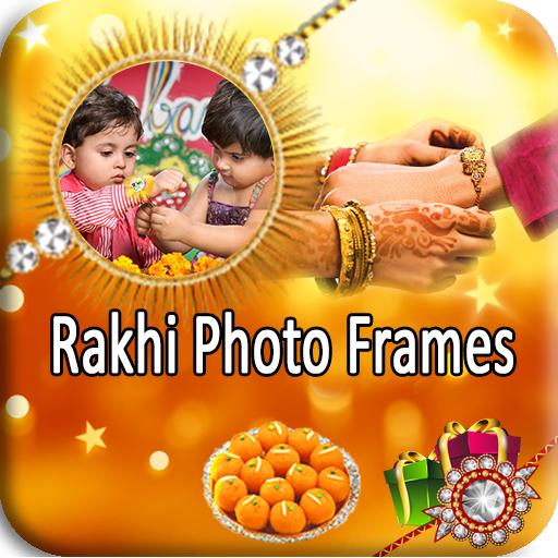 Rakhi Photo Frame Collage
