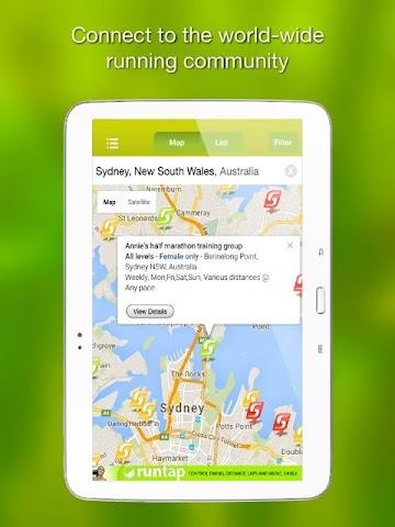 android RunGroup Screenshot 6