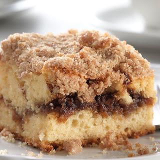 Cinnamon-Streusel Coffeecake