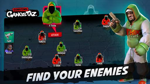 Downtown Gangstaz - Hood Wars android2mod screenshots 8