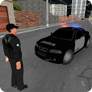 Police Chase Simulator - Police Game