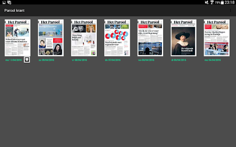 Het Parool digitale krant screenshot 11