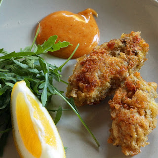 French-Fried Oysters