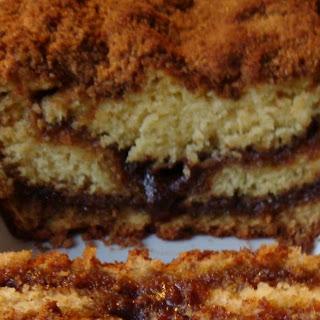 Cinnamon Coffee Cake Bread Recipe