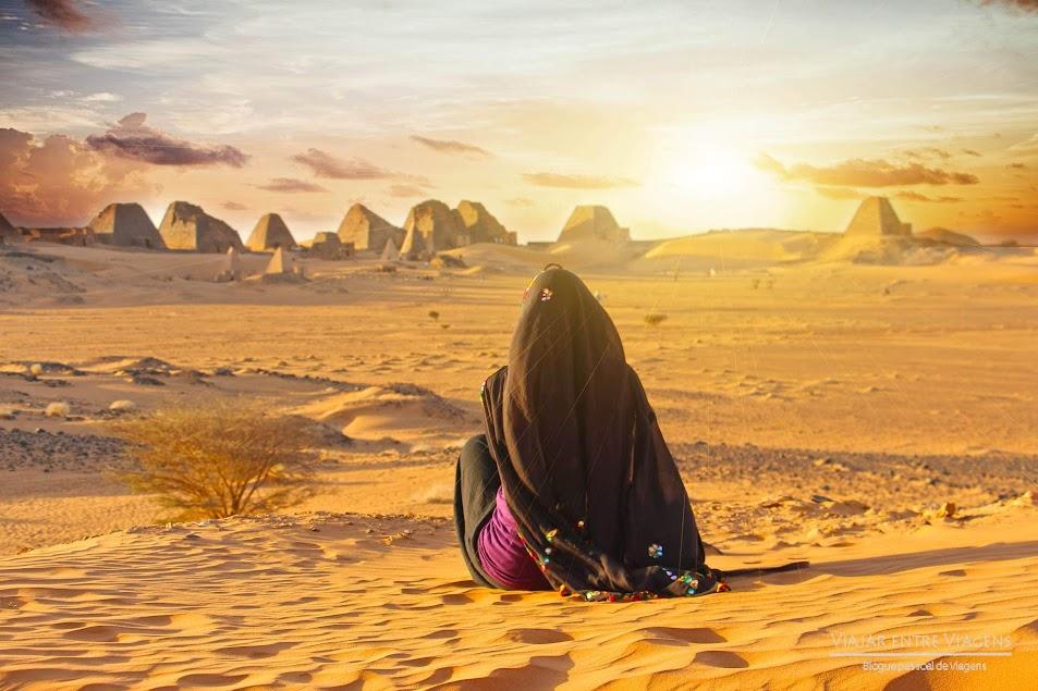 DIA 6 - O milagre da Vida e as PIRÂMIDES DE MEROÉ - Crónicas de Viagem | SUDÃO