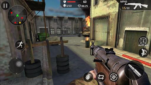 Gun Strike Ops: WW2 - World War II fps shooter 1.0.7 screenshots 3
