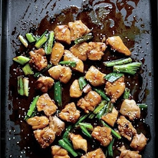 Weight Watchers Chicken Yakitori