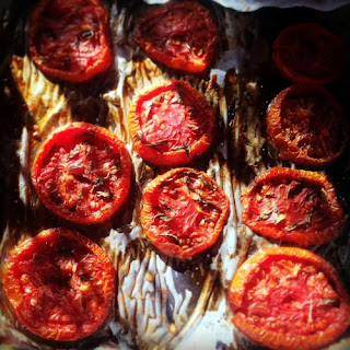 Oven Roasted Tomatoes from Red Fire Farm