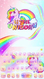 Little-Unicorn-Kika-Keyboard 1