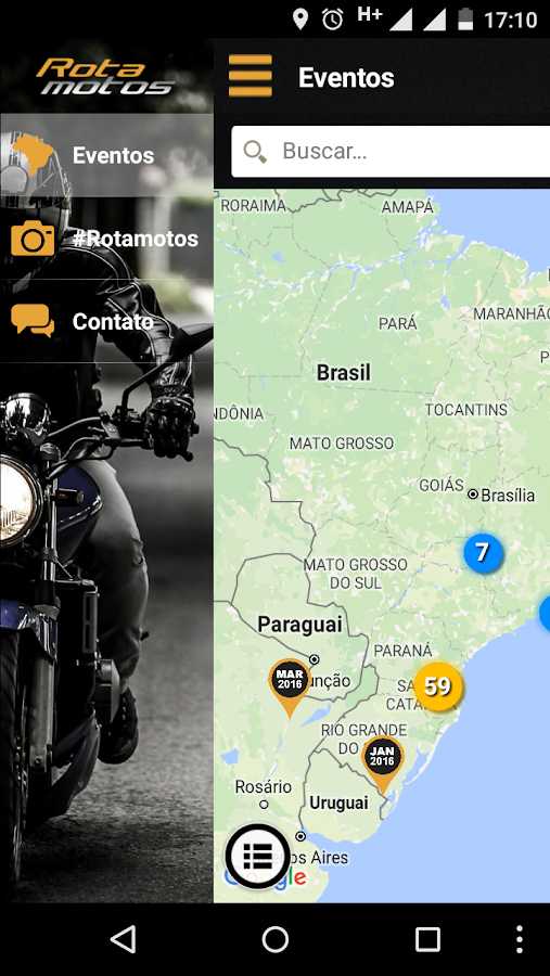 Rota Motos- screenshot