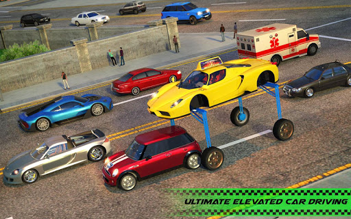 Modern Car Driving Simulator SUV Car Parking Games apktram screenshots 8