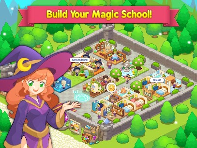 Magic School Story MOD (Unlimited Gems) 9