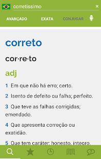 Dicionário Michaelis Português - náhled
