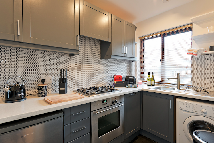 Fully equipped kitchen at Lansdowne House