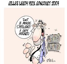 Photo: Prix Goncourt