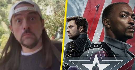 The Falcon and the Winter Soldier: Kevin Smith's iPhone Villain Theory Was Right