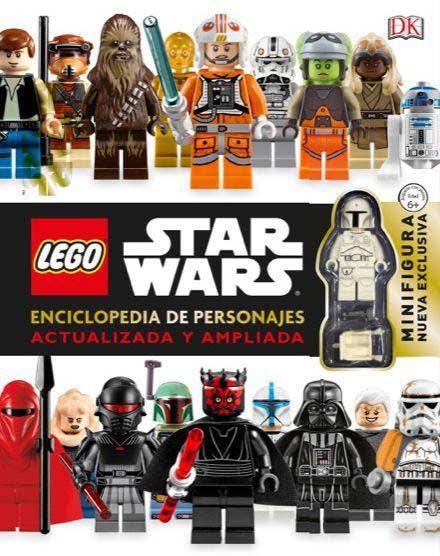 LEGO® Star Wars. Enciclopedia de personajes actualizada y ampliada