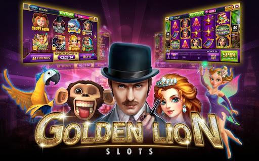 Golden Lion Slotsu2122-Free Casino 1.06 screenshots 6
