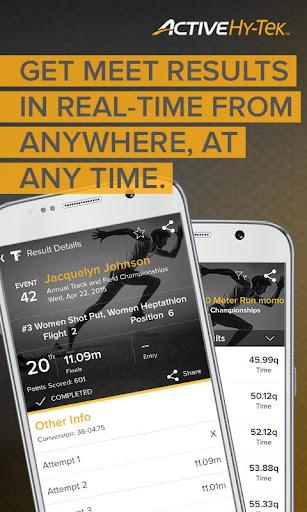 Track Meet Mobile
