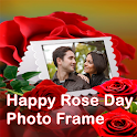 Happy Rose Day Photo Frame & Photo Collage Maker icon
