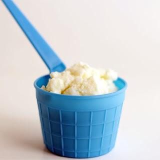 Snow Ice Cream.