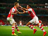 Arsenal s'impose contre le dernier