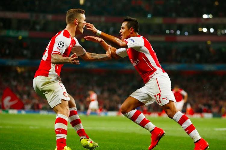 Un but suffi au bonheur d'Arsenal