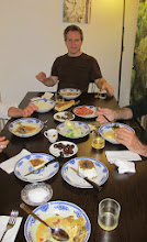 Photo: A dinner at home, Palermo