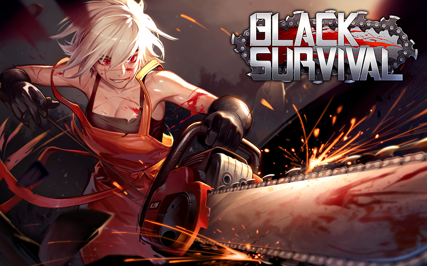 Black Survival- screenshot