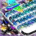 Farbe Bubbles Keyboard icon