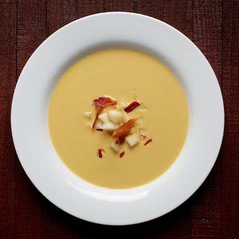 Celery Root And Pear Soup Recepten | Yummly