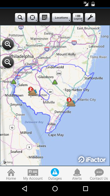 Atlantic City Electric - screenshot