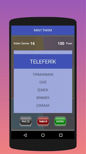 Tabuu - 10.000 u00dccretsiz Kelime android2mod screenshots 7